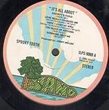 IT'S ALL ABOUT LP UK ISLAND 1968 10 TRACK PINK RIMMED LABEL MATRIX A3U/B3U (ILPS9080)