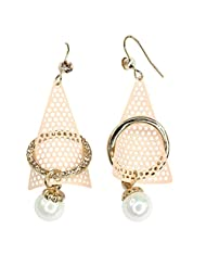 BGS Style Diva Multicolour Drop Earring For Women - B00SWQZQBM