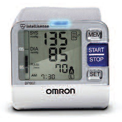 Cheap Omron BP 652 Wrist Blood Pressure Monitor with APS – each (CTS101-081570373)