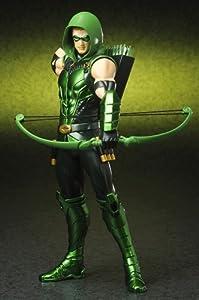 Dc Comics New 52 Version Green Arrow Artfx Statue
