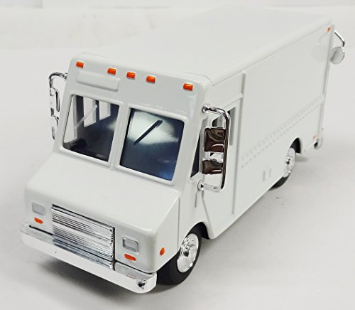 Armored Truck Step Van Truck - 1/43 Scale - All Die Cast Construction (Die Cast Promotions Trucks compare prices)