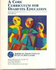 A Core Curriculum For Diabetes Educators
