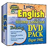The Standard Deviants - Learn English as a Second Language (ESL) DVD 4-Pack