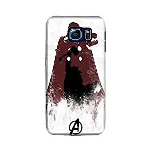 Samsung Galaxy S6 Edge Designer Printed Case & Covers (Samsung Galaxy S6 Edge Back Cover) - Avengers