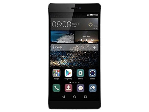 HUAWEI P8 (SIMフリー LTE/ 16GB/オクタコア/5.2 inch) (Gray グレー 灰) [並行輸入品]