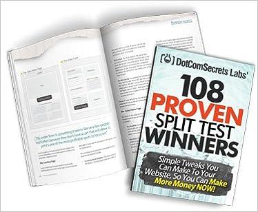 Russell Brunson – 108 Proven Split Test Winners