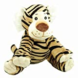ZSL - Plush Cute Tiger 25cm