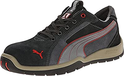 PUMA Safety Men's Dakar Low SD