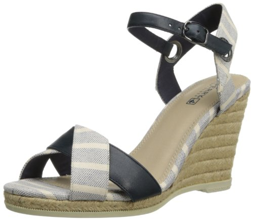Sperry Top-Sider Women'S Saylor Ns Flip Flop,Navy,9 M Us front-219043