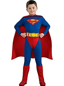 Superman Child's Costume by Rubie's Costume Co