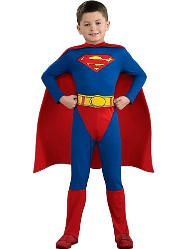 Superman Child's Costume