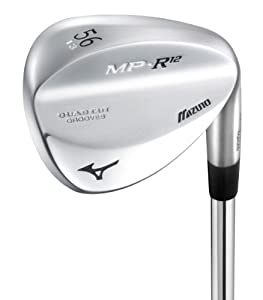 Mizuno MP R-12 White Satin Wedge