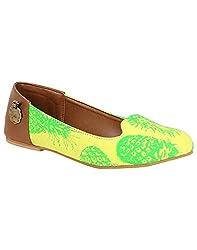 Ananas - Ballet Flats