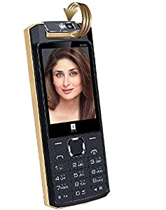 iBall Avonte 2.4G (Black-Gold)