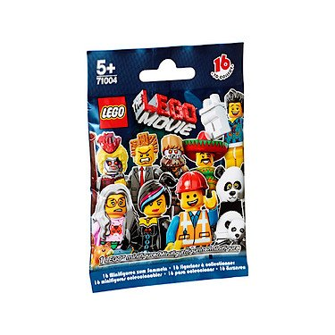 The LEGO Movie Series 71004 (ONE Random Pack) - 1