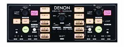 Denon DJ DN-HC1000S Serato Scratch LIVE USB Midi Controller