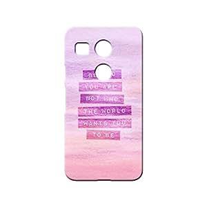 G-STAR Designer 3D Printed Back case cover for LG Nexus 5X - G2723