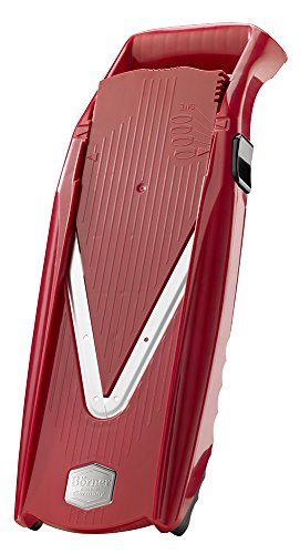 Swissmar Borner V Power Mandoline, V-7000, Red