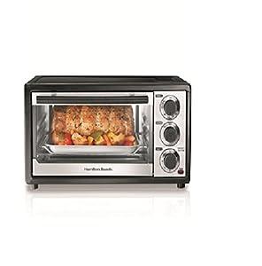 hamilton beach toaster oven manual