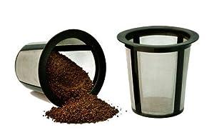 Keurig My K-Cup 2-Pack Reusable Coffee Basket Mesh Filter for B30 B31 Mini B40 B50 B60 B70