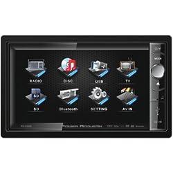 See Power Acoustik Pd650 Motorized 6.5 Widescreen Touchscreen W/ Dvd Player Details