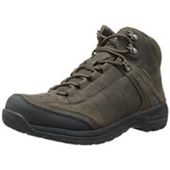 Buy Teva Mens Kimtah WP Leather Mid Hiking Boot by Teva