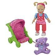 Fisher Price Loving Family Figures Toddler (Caucasian)
