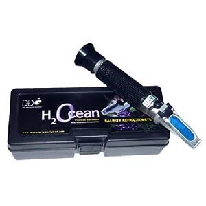 DD Aquarium Solutions ATC Seawater Refractometer