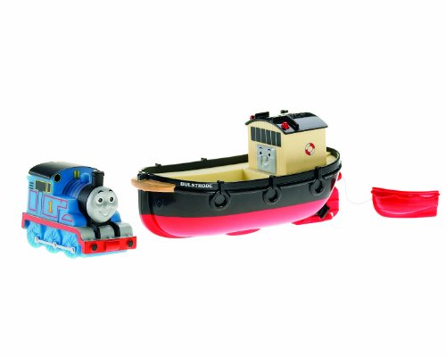 Thomas the Train: Preschool Thomas and Bulstrode Bath Buddies - 1