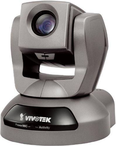 Vivotek PZ8111 Indoor 720 x 480 Resolution Triple Compression (White)