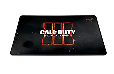 Razer Goliathus Call of Duty: Black Ops III Edition Soft Gaming Mouse Mat, Medium Speed by Razer Inc.