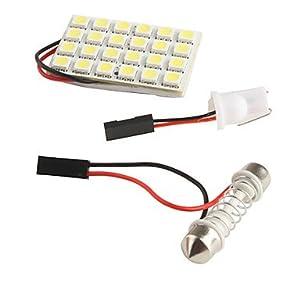 24 LED Daytime Running Ceiling Dome Lamp - KJ(White Light) from PRO lIGHT