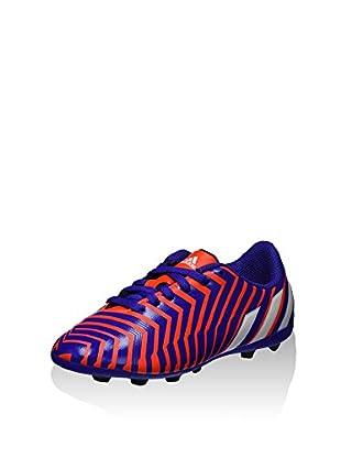 adidas Botas de fútbol Predito Fxg J (Coral / Malva)