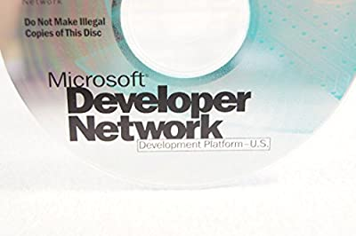 Microsoft Developer Network Windows 96 SDKs and Tools-Disc #1 Part Number: 99404-Date: October 1997-PC Computer Software Program-Single Replacement Disc