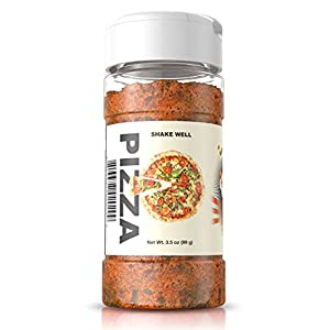 Flavor God Seasonings (Pizza Seasoning, 1 Bottle)