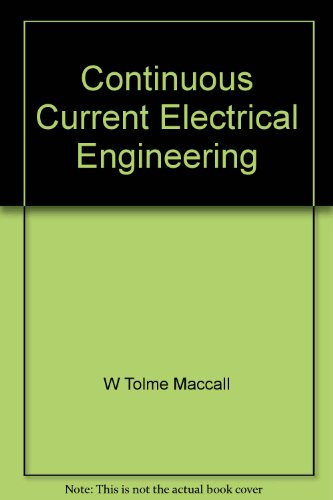 Continuous Current Electrical Engineering