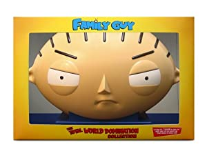 Family Guy - The Total World Domination Collection (Stewie Head Packaging) - (Amazon.com Exclusive)