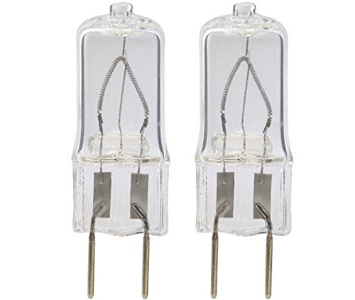 2pack - WB25X10019 20W Halogen Lamp Bulb 20W replacement for GE Microwave (Halogen Oven Parts compare prices)