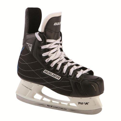 Bauer-Nexus-Elite-SR-Herren-Schlittschuhe-Ice-Skates-Schwarz
