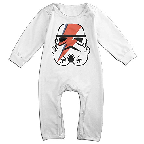[HOHOE Babys Stormtrooper Mask Long Sleeve Outfits 18 Months] (Stormtroopers Outfit)