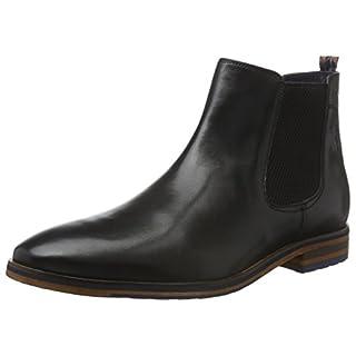chelsea boots herren schwarz. Black Bedroom Furniture Sets. Home Design Ideas