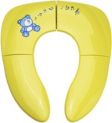 qteland easy-to-store pieghevole portatile Riduttore per WC per bambini