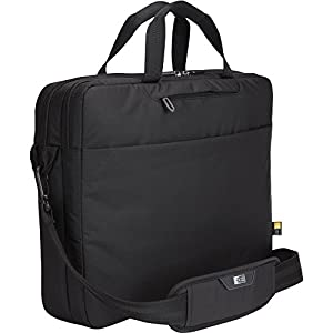 Case Logic Mobile Lifestyle Briefcase for 15.6 inch Laptop and 10.1 inch Tablet - Black