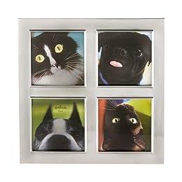 Target - 11x11-inch Hallmark Aluminum Collage Frame - $10.99