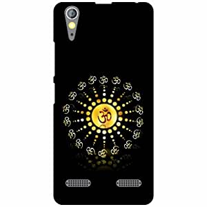 Printland At Peace Phone Cover For Lenovo A6000 Plus