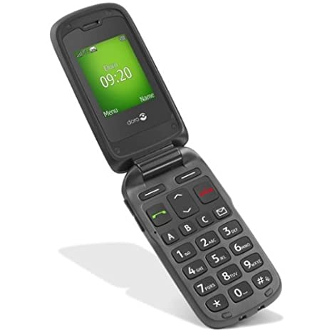 T�l�phone GSM DORO PHONEEASY 605 NOIR