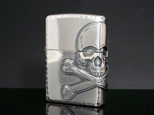 Zippo ZIPPO lighter skull 2 SK side S