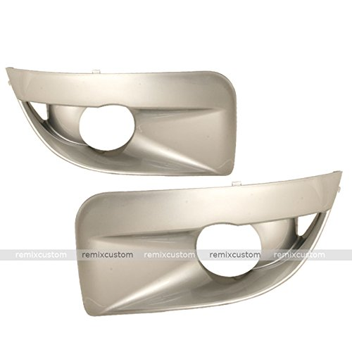 04 05 Subaru Impreza WRX STI Fog Light Cover Silver (04 Wrx Fog Lights compare prices)