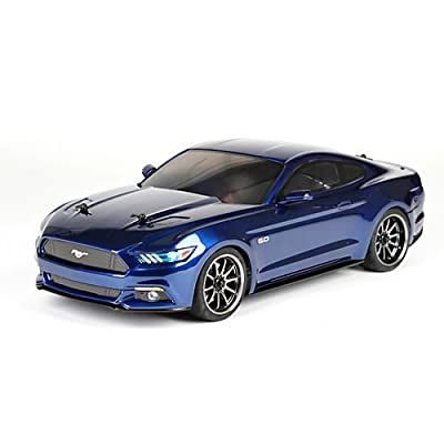 Vaterra 1/10 2015 Ford Mustang 4WD RTR/V100-S Vehicle