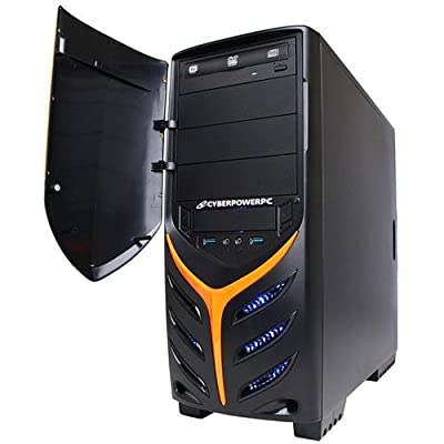 CyberpowerPC Gamer Ultra GUA530 Desktop (Black/Blue)